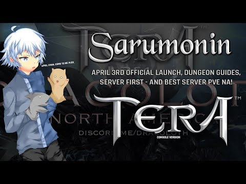 TERA | April 3rd Official Launch, Dungeon Guides, Server First, Dracoloth Server And More!