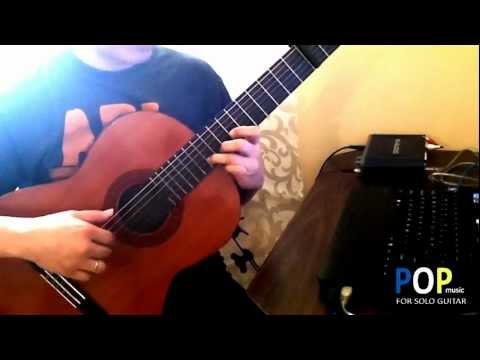 Funky Town - Lipps Inc. (solo guitar cover)
