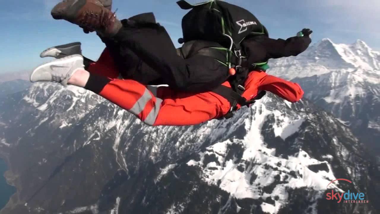 Skydive Interlaken Blair Bigelow March 13, 2015