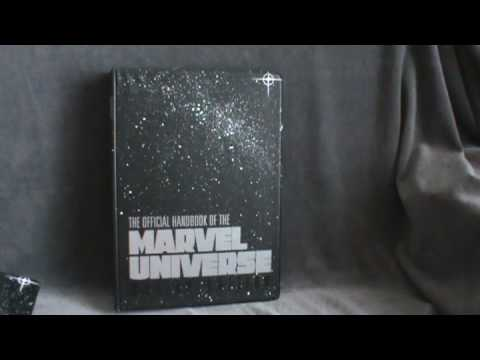 Book Spot - Marvel Universe Master Edition