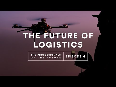 Episode 4 – Future Logistics – Professionals of the Future