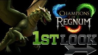 Champions of Regnum - First Look