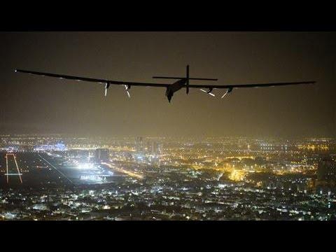 Solar Impulse 2 Finishes Epic Global Journey