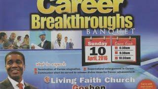 Sunday Service: April 10, 2016