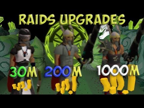 A Raids 1 Gear Progression Guide