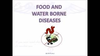 food and water borne disease