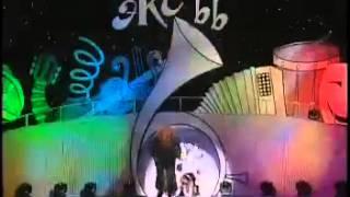 группа Экс ББ на шоу Валентина Юдашкина