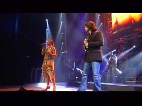 Antonio Orozco y Malú - Devuelveme La Vida (27-11-03) EN VIVO