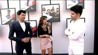 Siddharth Slathia and Darshan Raval - Youtube Fan Fest 2017