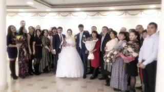 Казахская свадьба в Сургуте Дамир и Индира 23 01 2016