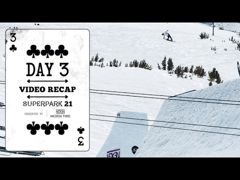 SNOWBOARDER's Superpark is Back—Crystal Mountain and Oakley To Host Superpark 22