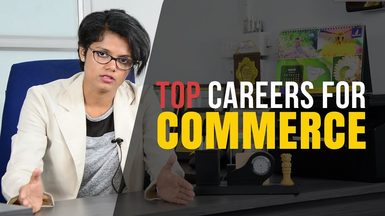 Best career options commerce students