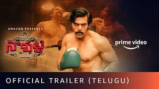 Sarpatta Parampara - Official Trailer | Arya, Kalaiyarasan, Pasupathi, Dushara | Amazon Prime Video Image