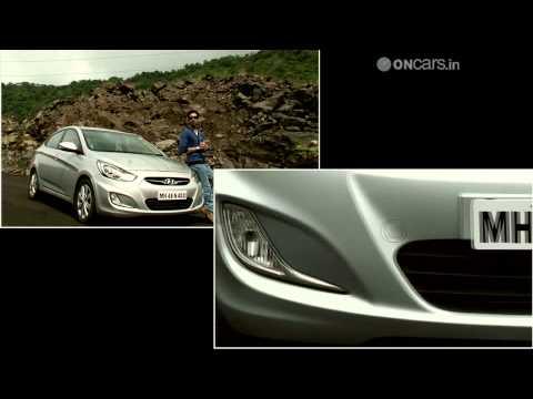 Hyundai Verna Fluidic - Design Review