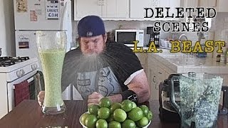 Deleted Scenes | L.A. BEAST (Warning Vomit Alert)