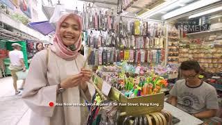 COMEDY TRAVELER - Tai Yuan Street, Surganya Para Pengoleksi Mainan (22/10/17) Part 2