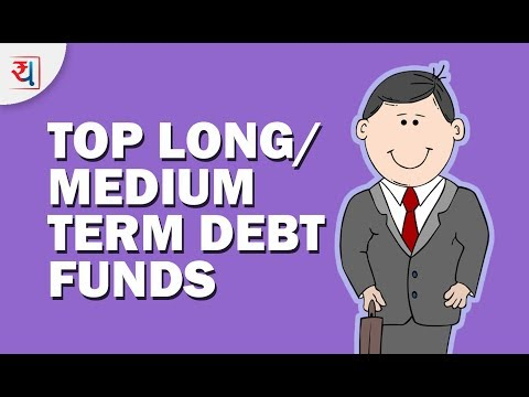 Review & Comparison of Top Income Funds | Best Medium & Long Term Debt Funds to invest
