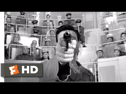 The Manchurian Candidate 1962  Melvin's Nightmare  312  Movies