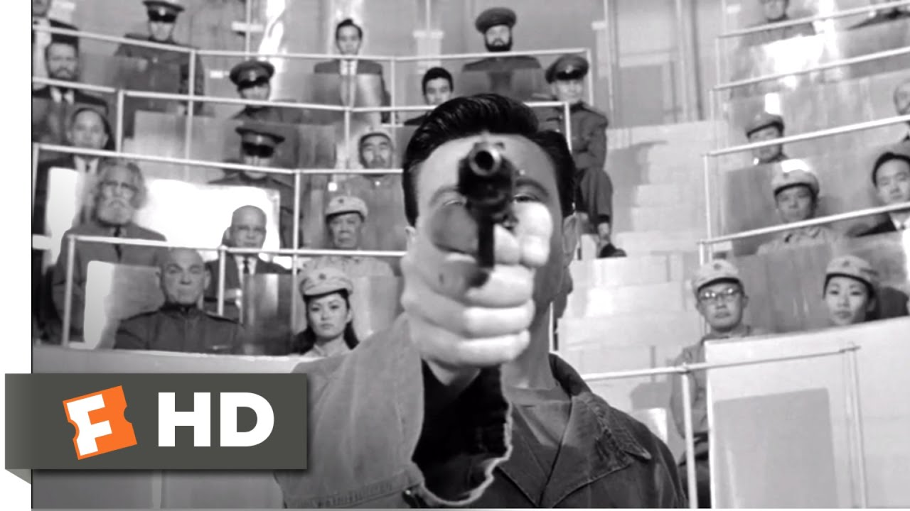 Download The Manchurian Candidate (1962) - Melvin's Nightmare Scene (3/12) | Movieclips