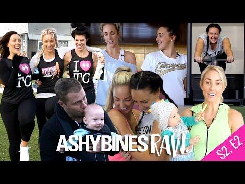 Ashy Bines RAW S02 E02