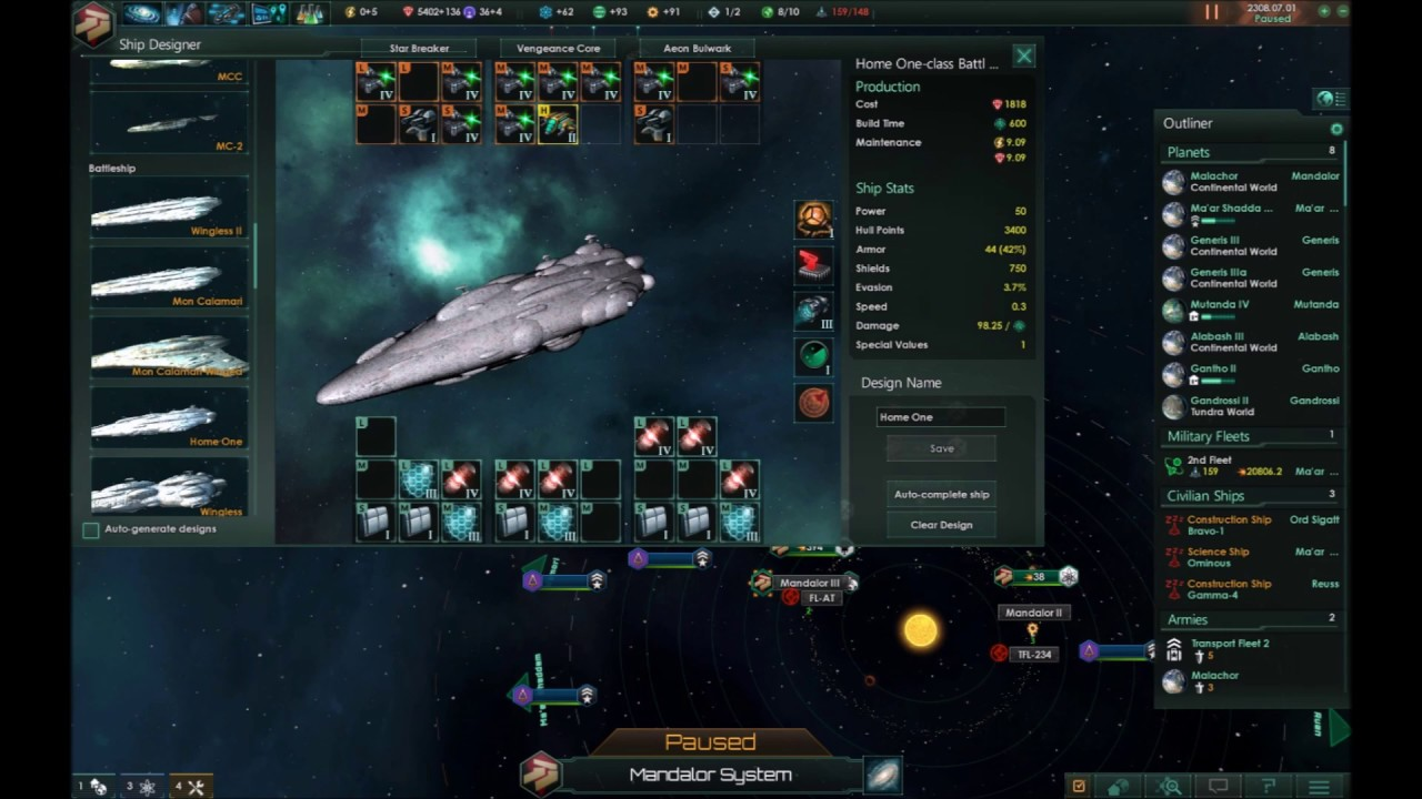Best Build Stellaris