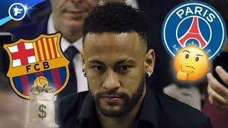 Neymar : les différentes formules du Barça pour un prêt avec option d'achat | Revue de presse