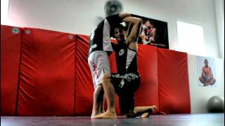 Wrestling Technique #01 Suplex With Andrew Leone @ Phuket Top Team