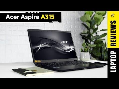 Đánh giá Acer Aspire 3 A315: Laptop tuyệt vời cho người mới bắt đầu