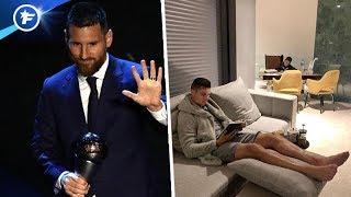 Lionel Messi vainqueur du trophée FIFA 'The Best' 2019, CR7 fait polémique | Revue de presse
