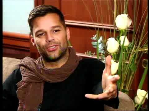 Ricky Martin -  El casamiento gay y su relación con las mujeres