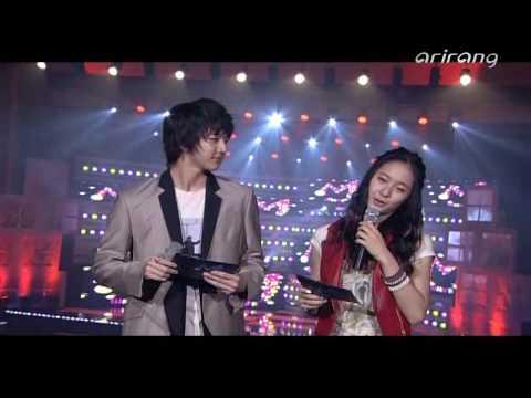 100613 Arirang The M wave MC Krystal cut