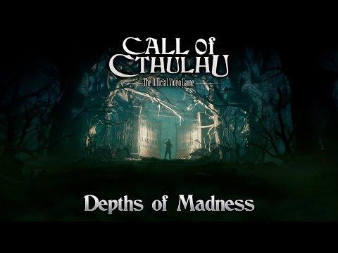 Se lanza un nuevo tráiler del videojuego 'Call of Cthulhu'