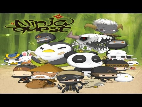 Ninja Quest - iPhone/iPod Touch/iPad - HD Gameplay Trailer
