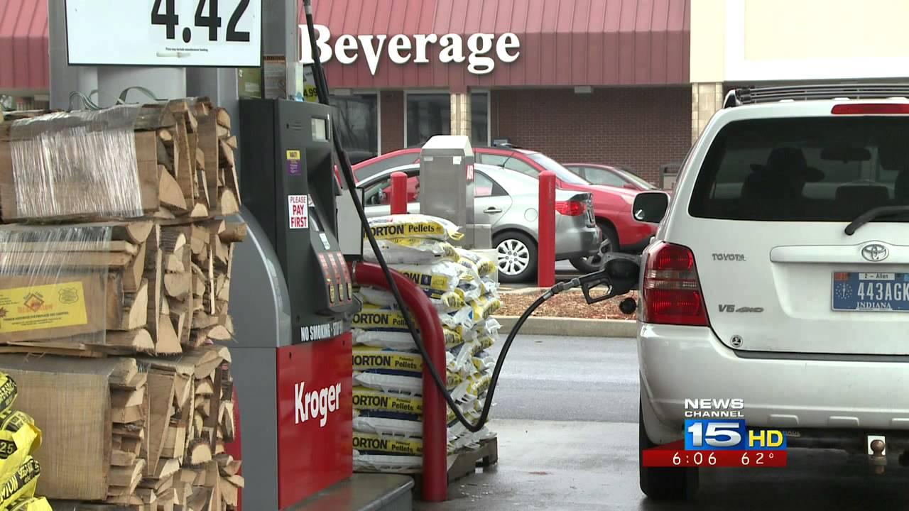 Fort Wayne Gas Prices >> Gas Prices Have Fallen Around Fort Wayne