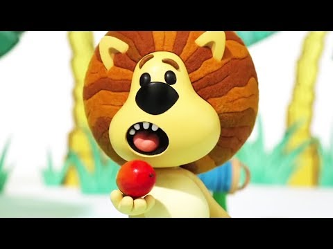 Raa Raa The Noisy Lion | Hide and Toot | English Full Episodes | Cartoon For Kids🦁