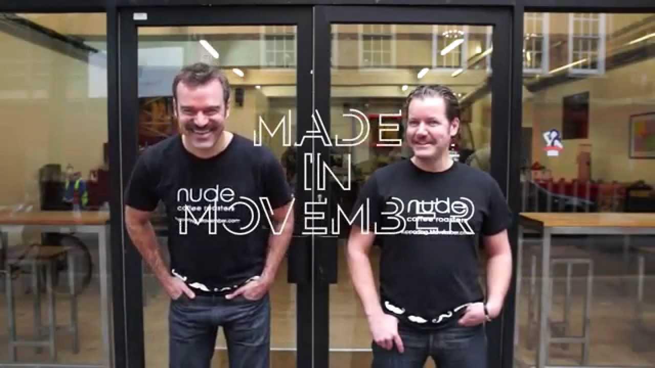 Movember x Nude Espresso