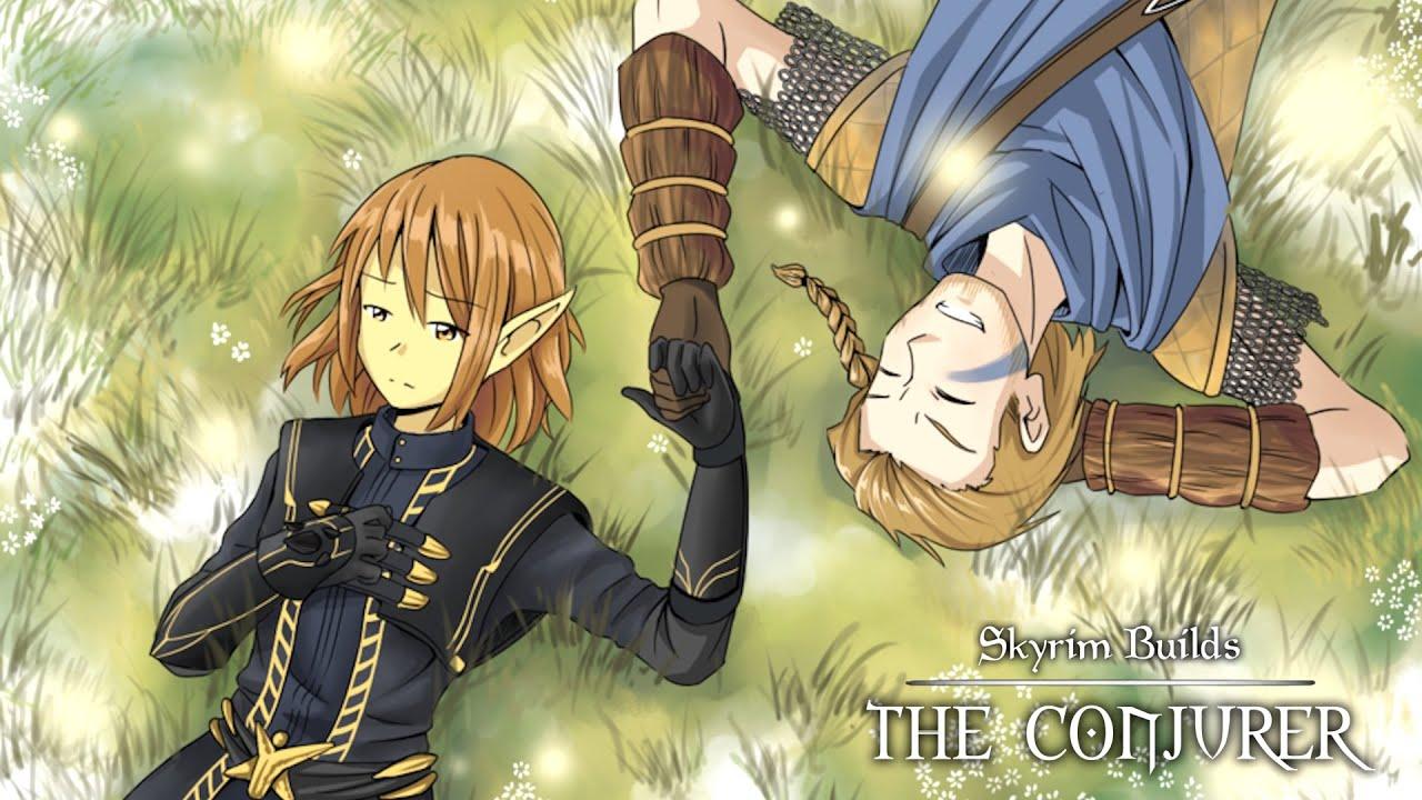 Skyrim - Best Conjuration Build: The Conjurer (SPECIAL EDITION BUILD)