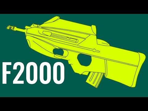 F2000 - Comparison in 15 Random Video Games