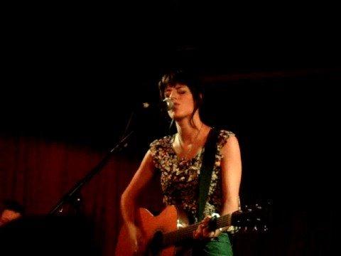 Brooke Fraser - Albertine  in Seattle