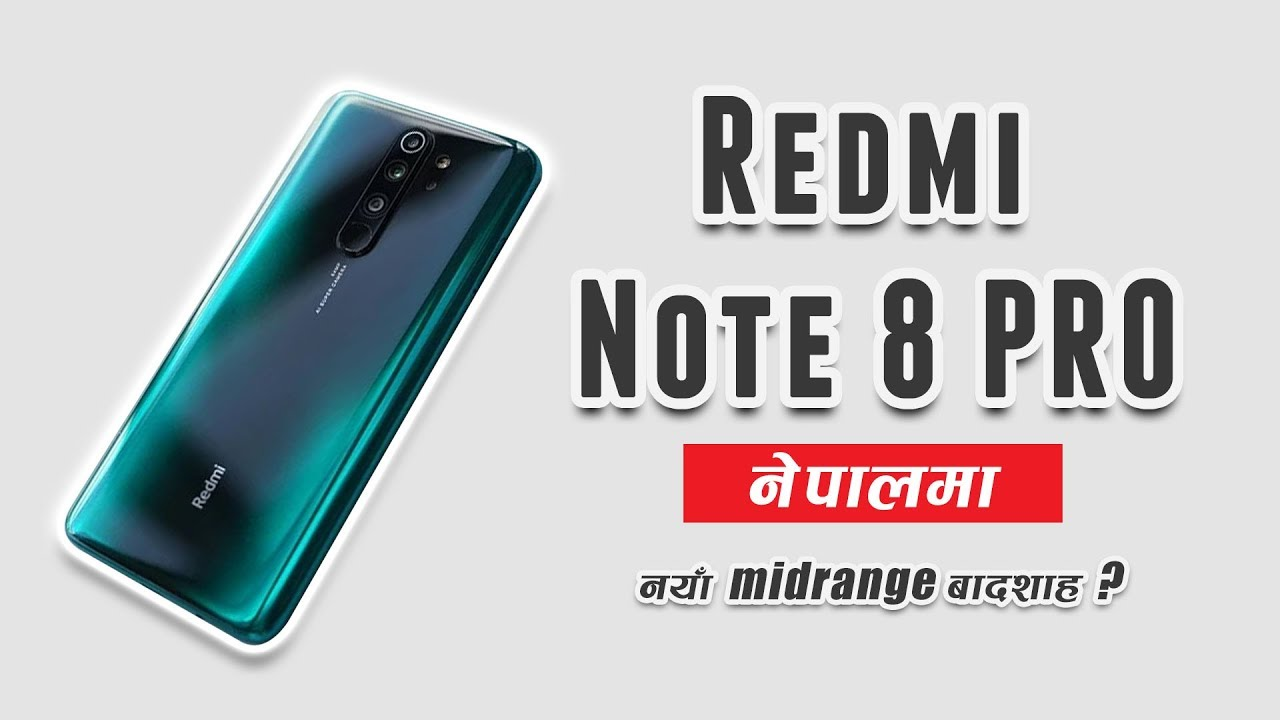 Nepali Redmi Note 8 Pro Specs Features Expected Price In Nepal Youtube