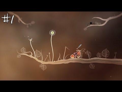 Botanicula HD Gameplay - Part 1/2