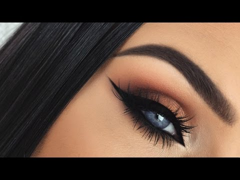 autumn-leaves-|-burnt-orange-smokey-fall-eye-makeup-tutorial