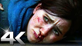 THE LAST OF US 2 Trailer 4K (New ULTRA HD)