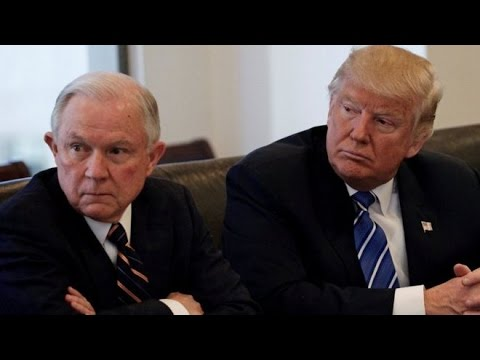 Jeff Sessions picked for top law job