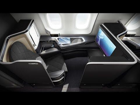 British Airways Dreamliner B787-9 First Class London to Abu Dhabi (+ Concorde Room)