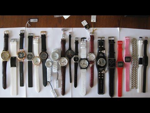 Копии швейцарских часов купить в китае