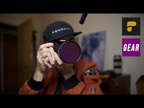 New GO TO ND's For My Canon EF Lenses   PolarPro Quartzline