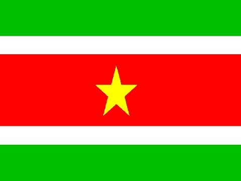 Travel to : Suriname !!!
