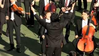 【公式】 たまプラーザテラス×神奈川フィルハーモニー管弦楽団 「第九」 フラッシュモブ thumbnail