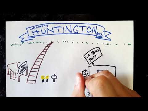History Of Huntington Park